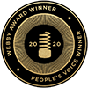 2019 Webby People's Voice Winner